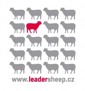 LeaderSheep koucink_navrh a realizace loga