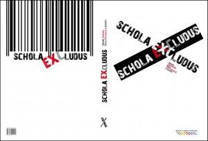 UJEP publikace Schola Exludus obalka