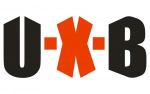 UXB rock music_navrh a realizace loga